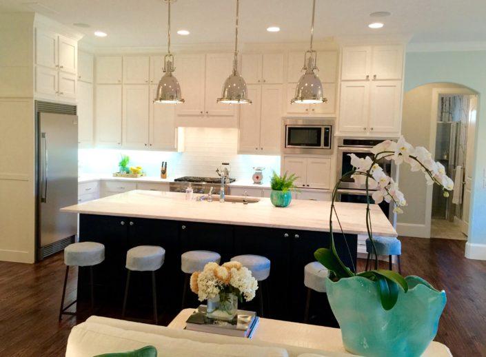 custom home builders | d'Lee Properties | Photo of Kitchen